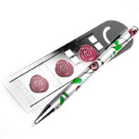Rennie Mackintosh Pen & Bookmark Set (3)